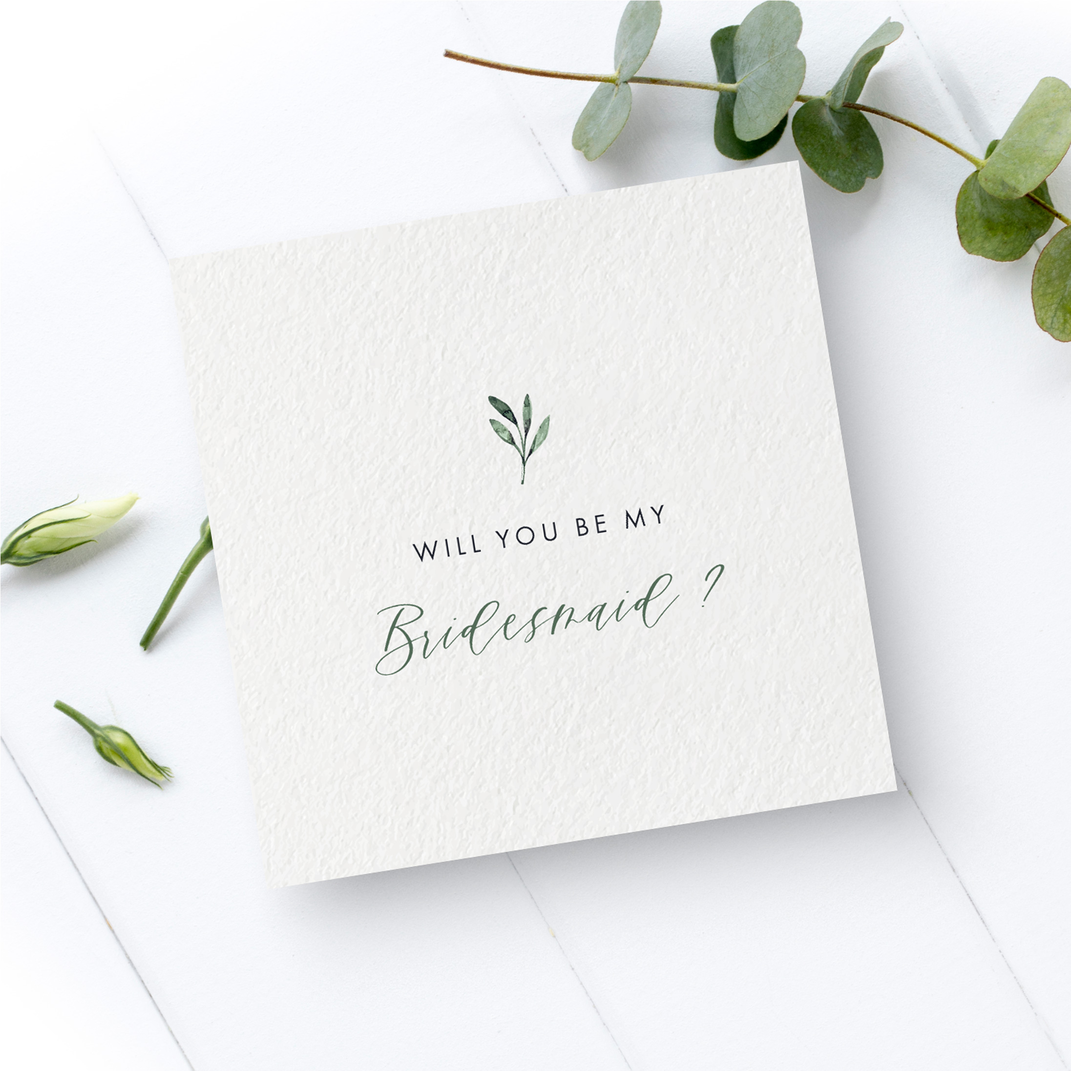 Will you be my… cards -