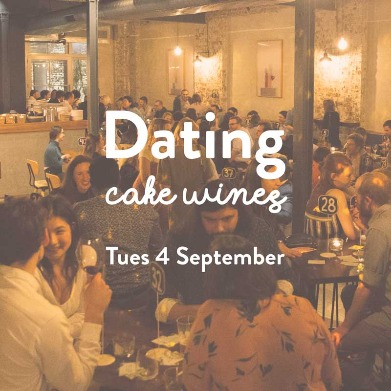 Sydney - 7pm on Tuesday, September 4thCake WinesTickets $27+bf18-22 dates, 40-80 people, countless beers. This one's for straight and straightish folk aged 20-35.