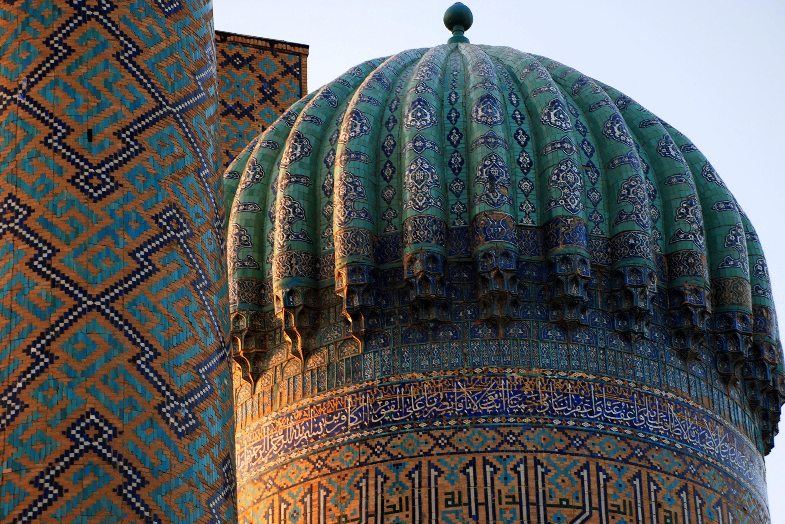 voyage sur mesure Ouzbekistan