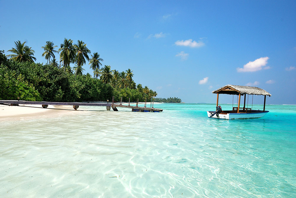 Voyage au Maldives