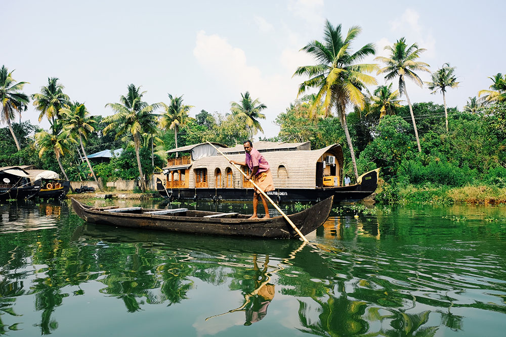 voyage sur mesure Inde du Sud Noêl