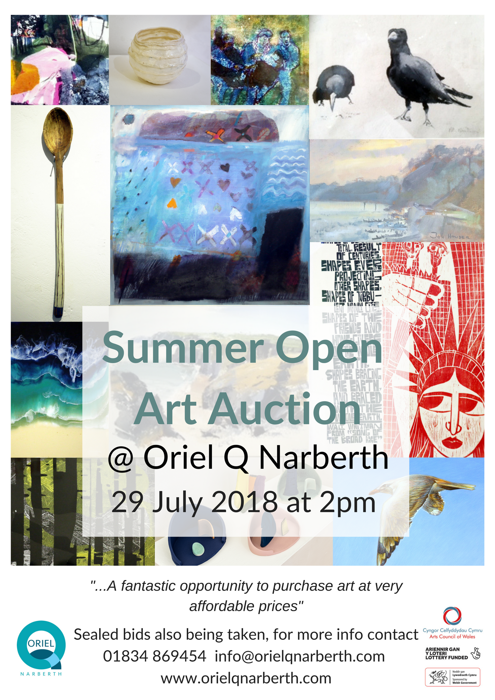 Summer Open Auction 2018 poster.png