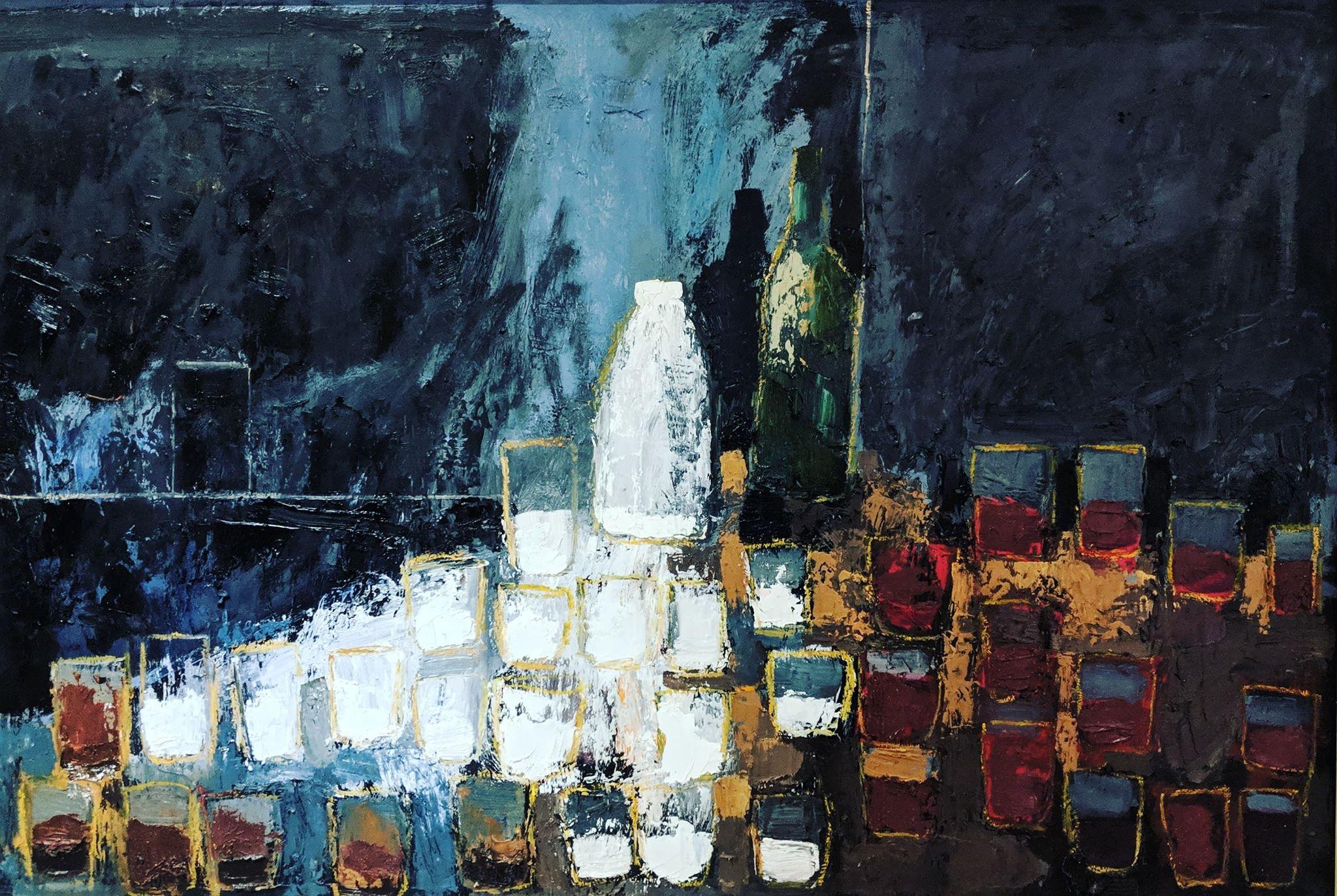 Adam Taylor 'Beer, Milk and Wine'