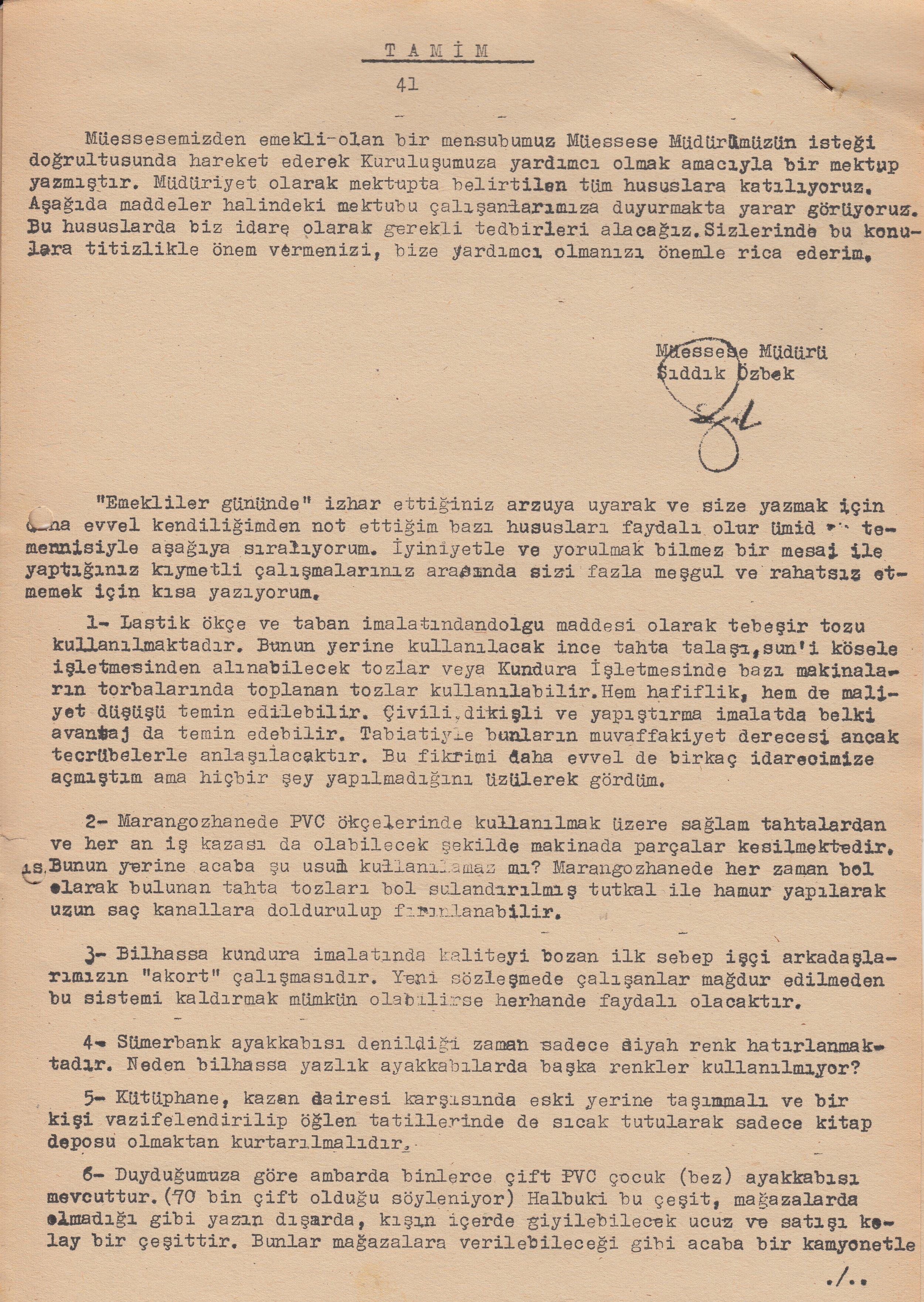 Sıddık Özbek (emekli mektubu).jpg