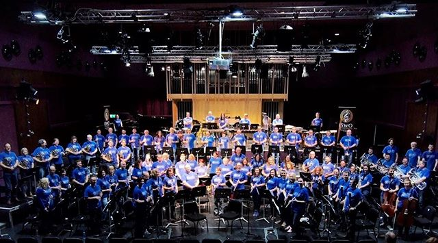 Tribute to Philip Sparke #concertband #philipsparke