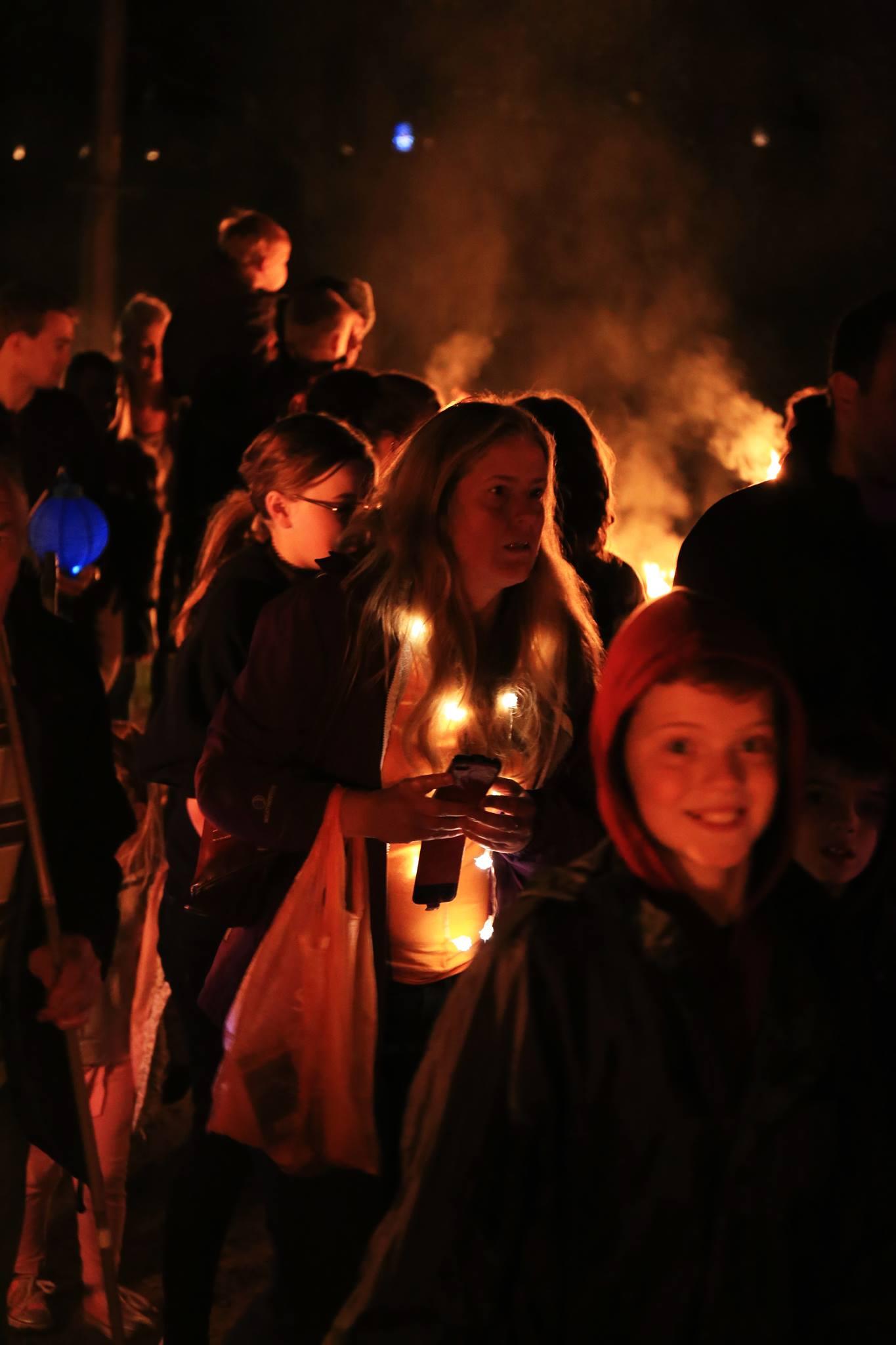 New Mills Festival 2016 Lantern Procession 37.jpg