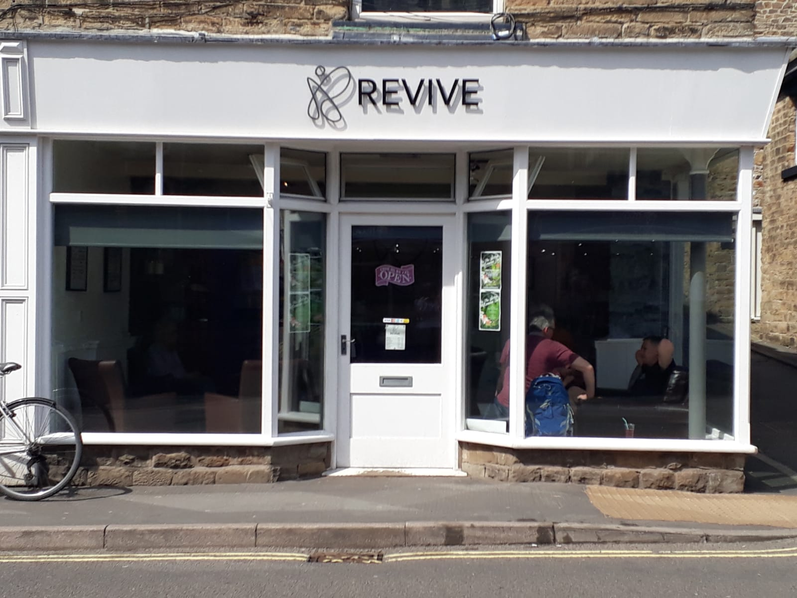7. Revive Cafe