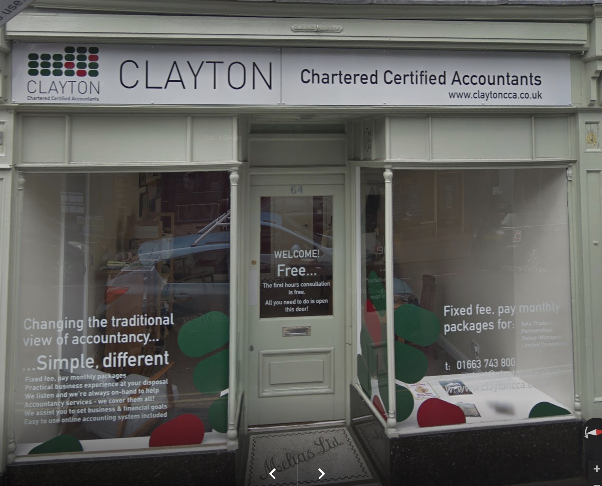 4. Claytons Insurance