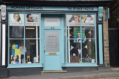 12. Morans Opticians