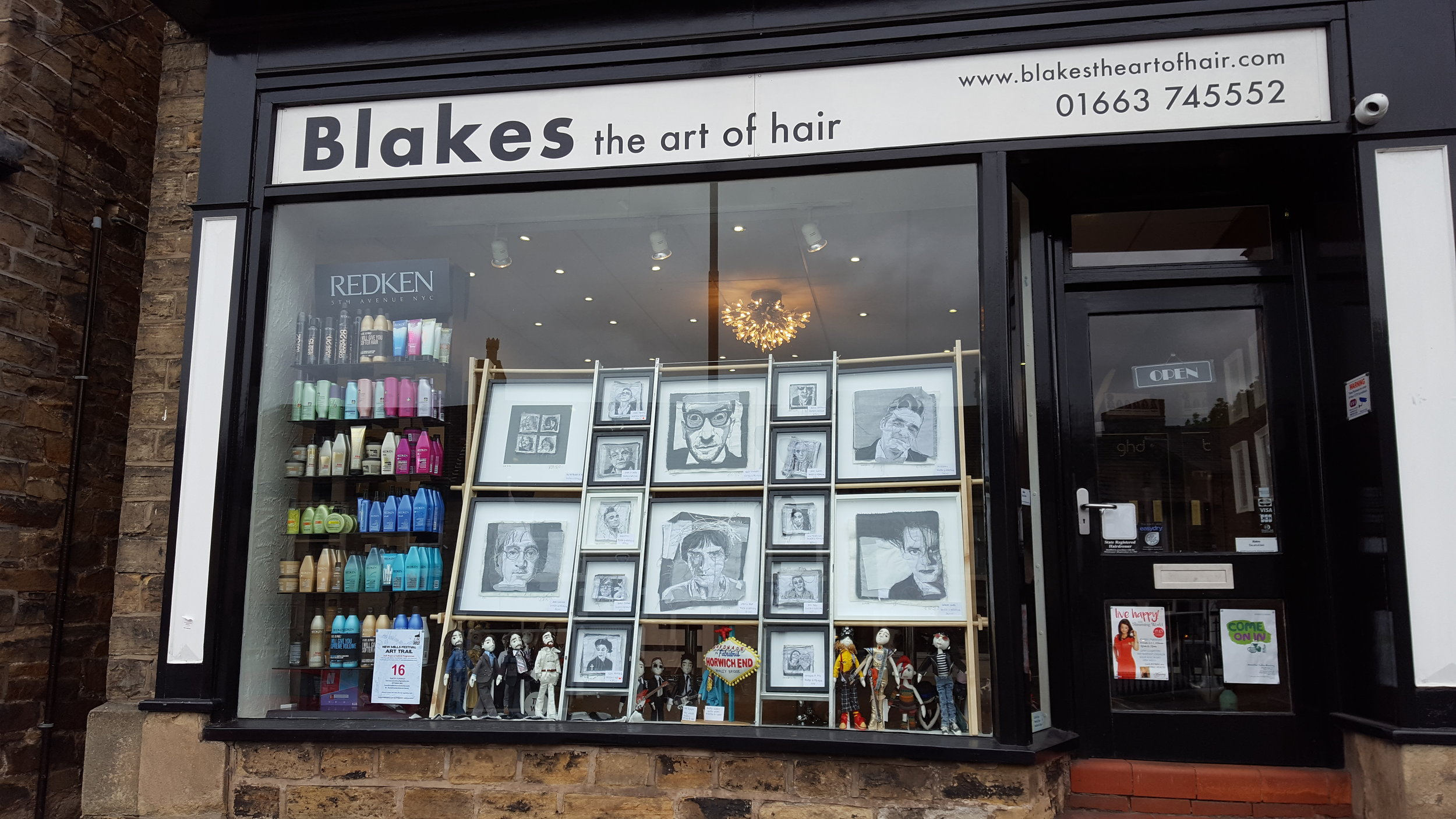 13. Blakes The Art Of Hair