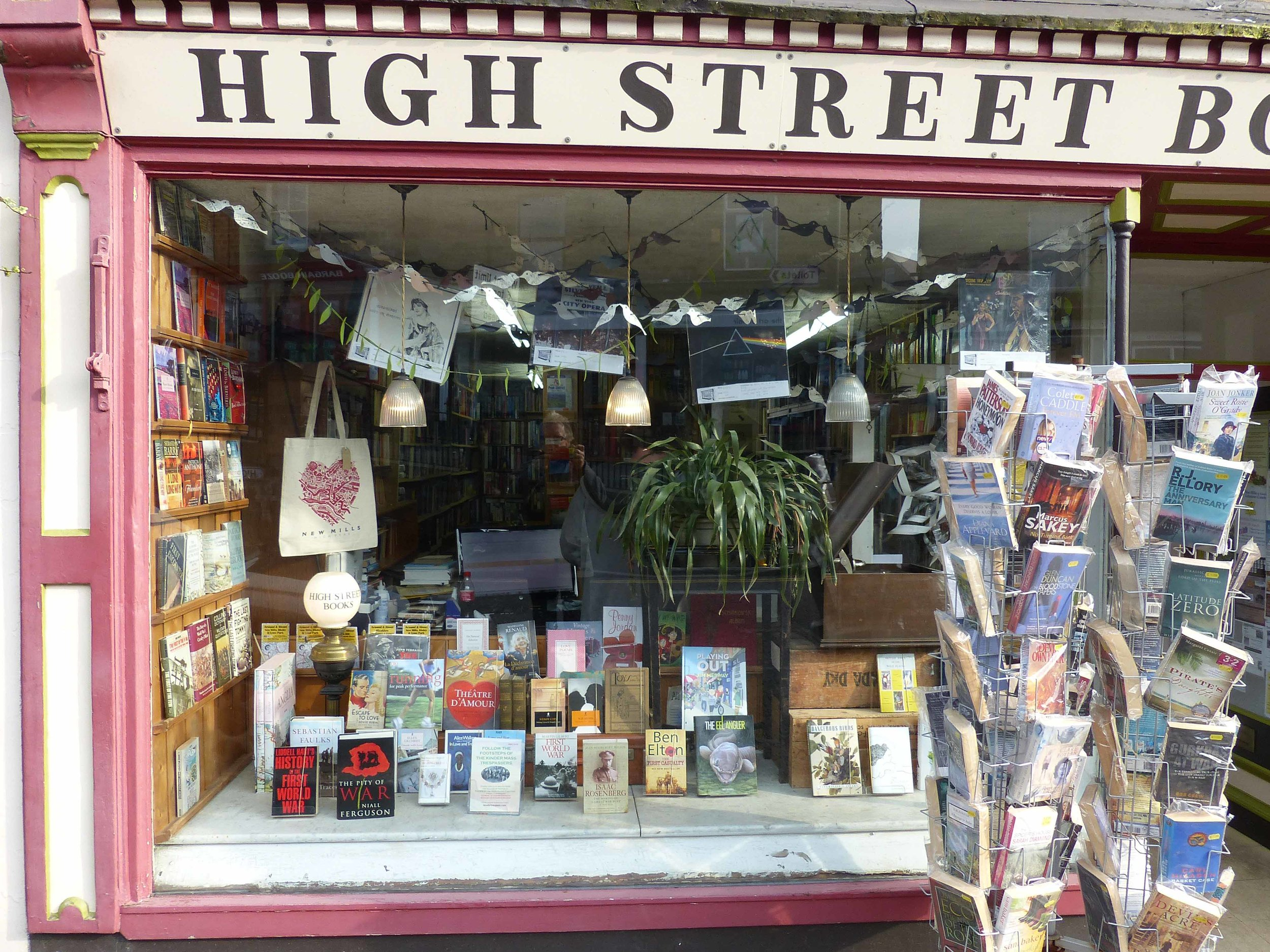 19. High Street Books