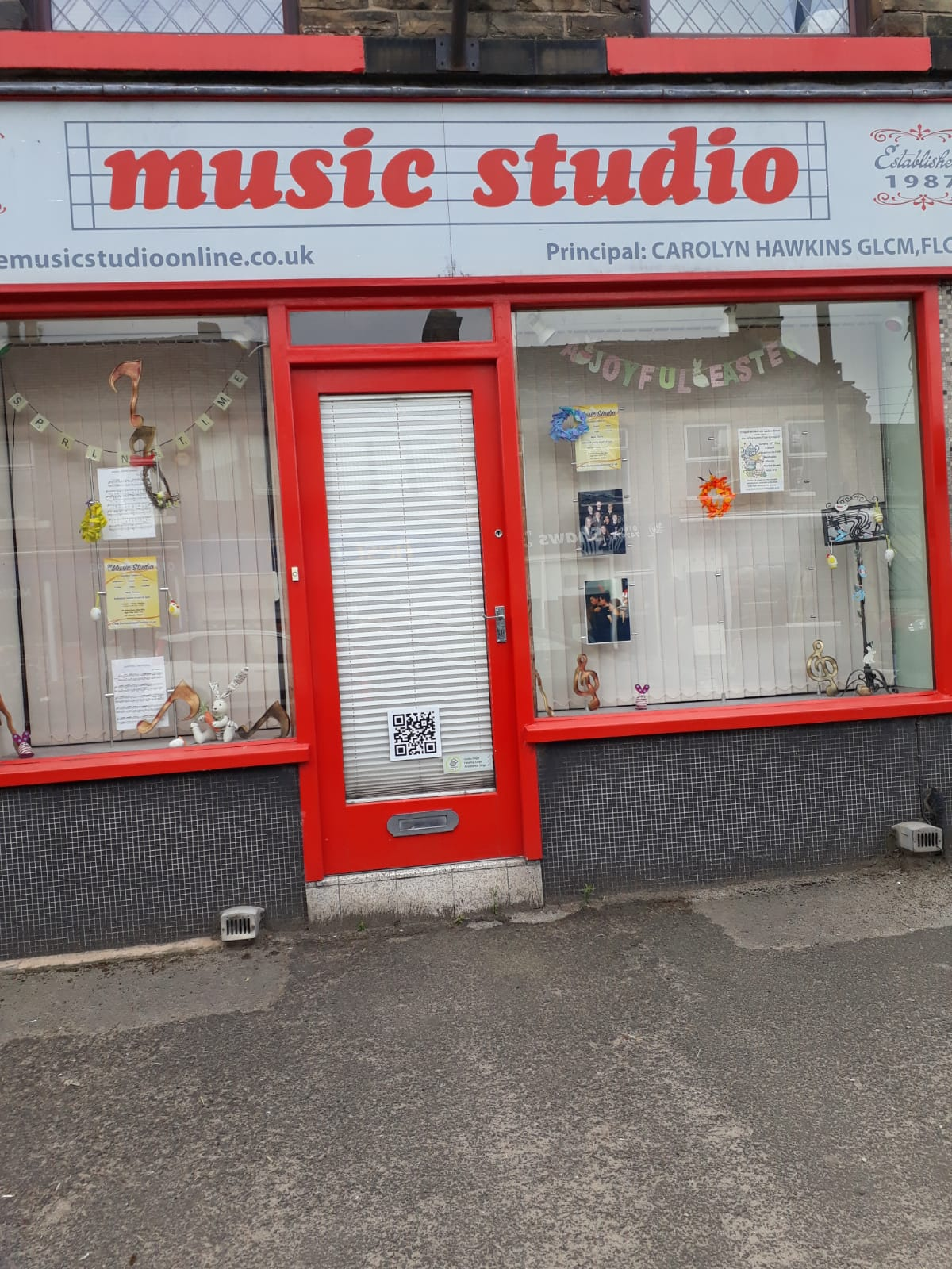 40. Music Studio