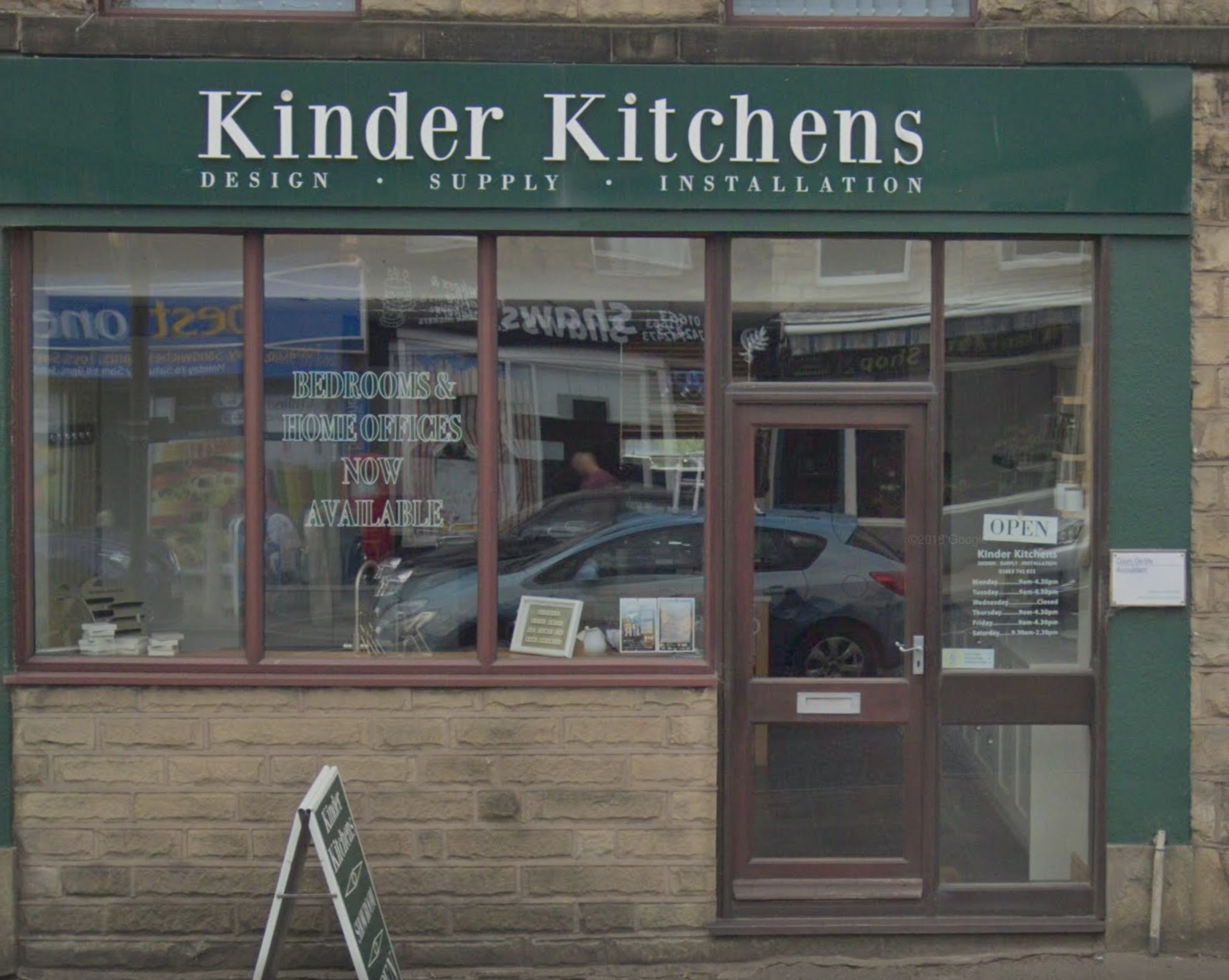 41. Kinder Kitchens