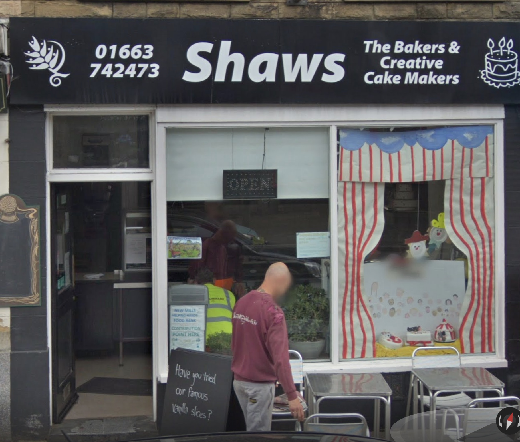 44. Shaws The Baker