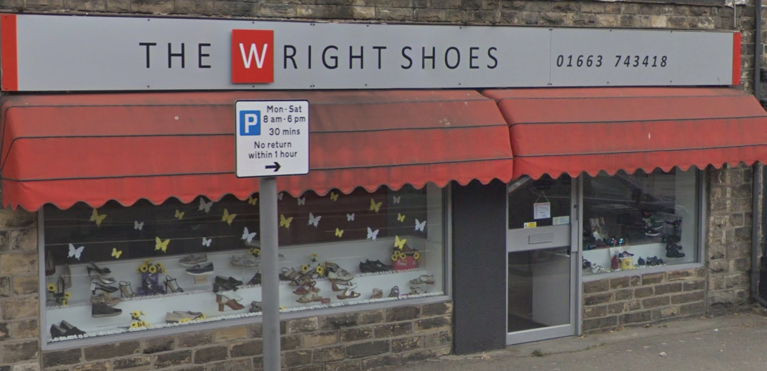 46. Wright Shoes