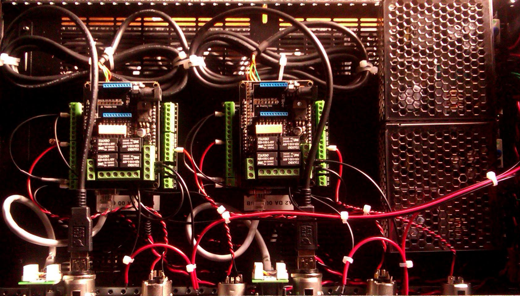 Bespoke Electronic Control Platforms