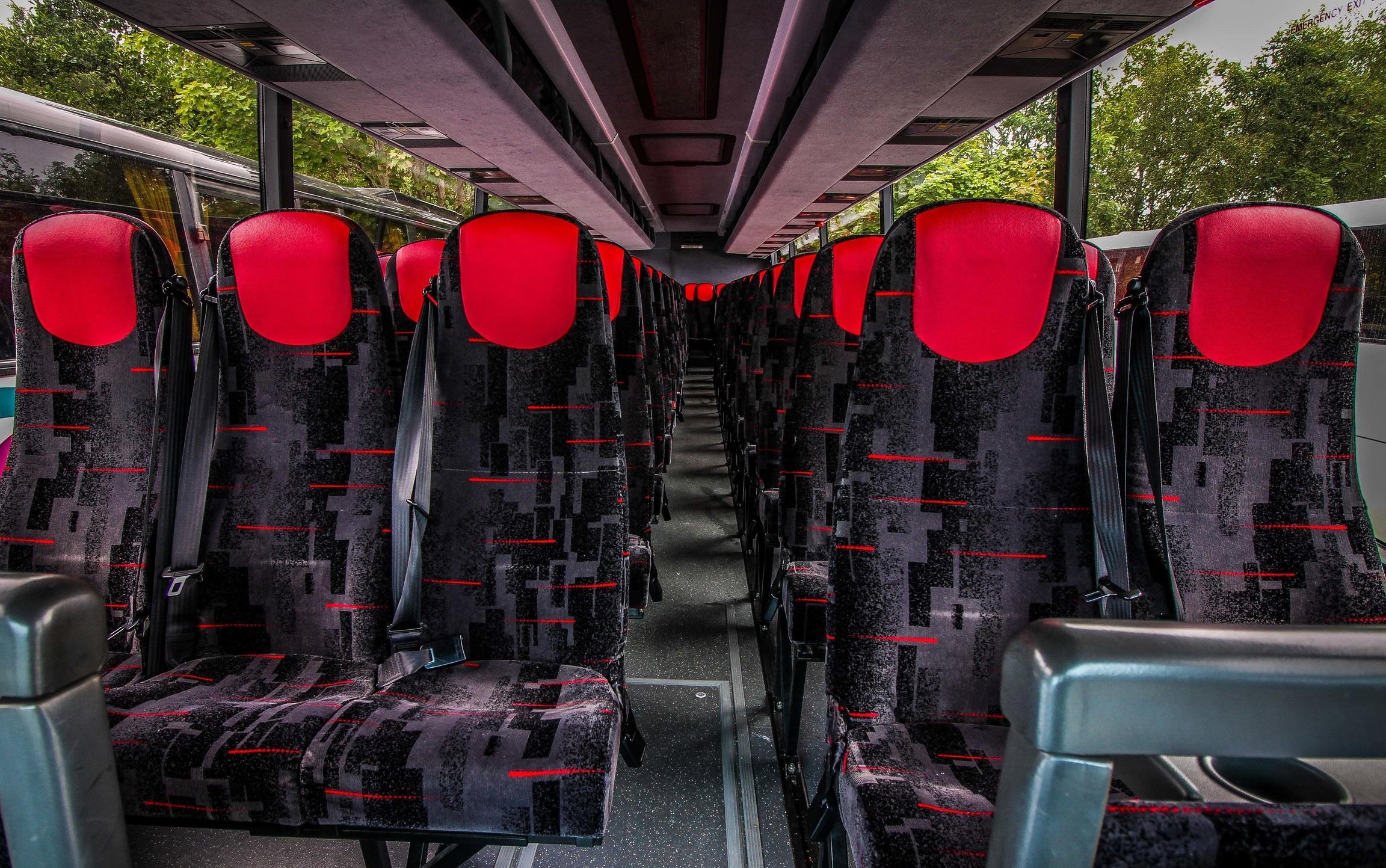 70 seat Vanhool T915 Coach