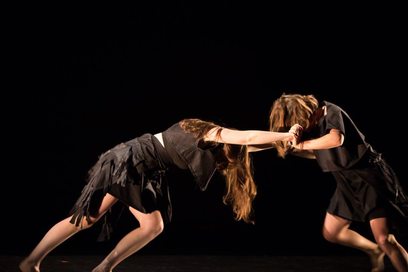 """""""I's and no's"""" choreographed by Sarah Greenbaum"""