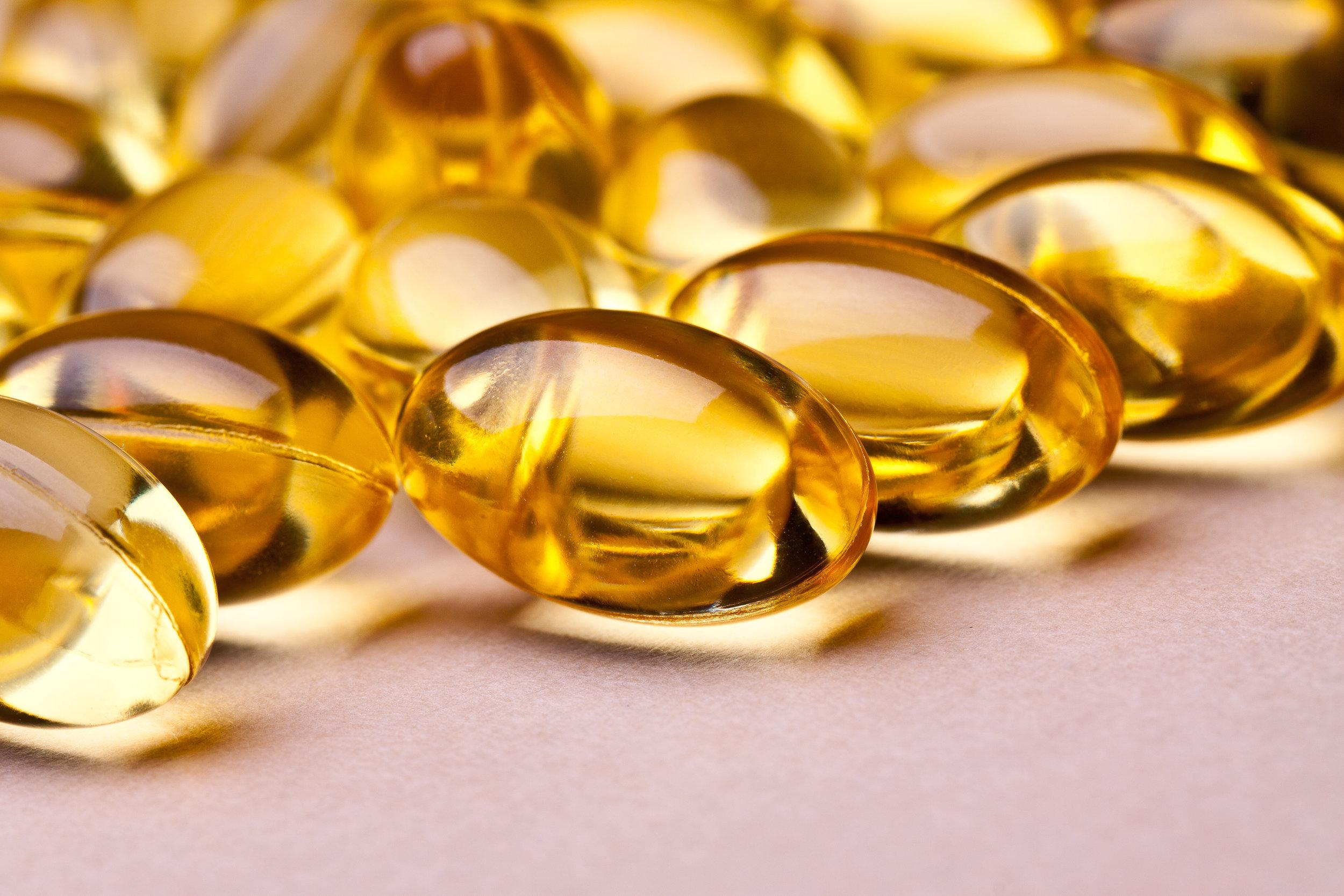 Omega-3-ravintolisien turvallisuus -