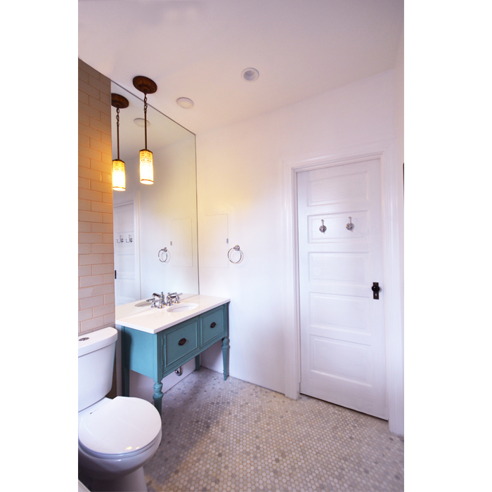 view of bathroom