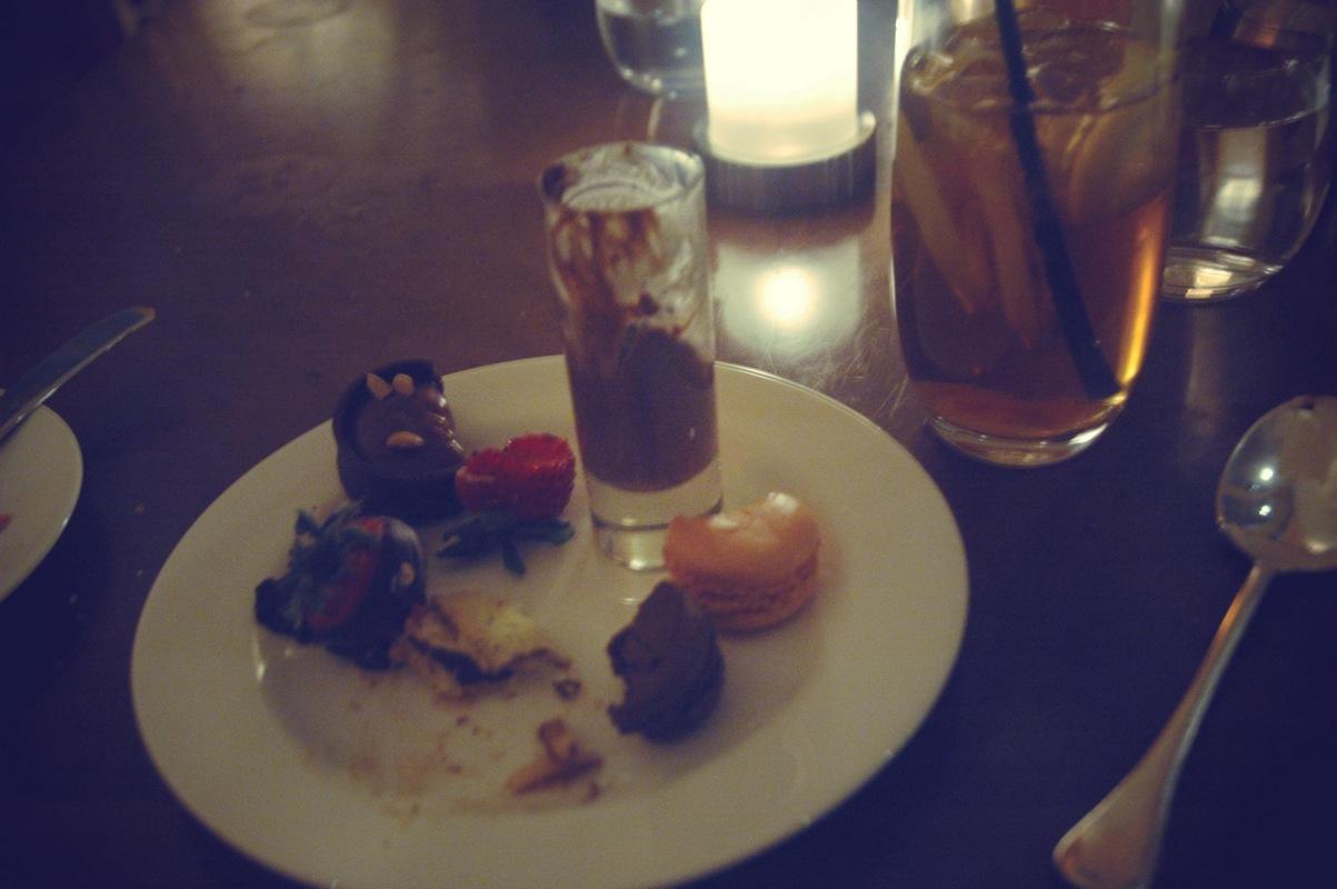 deserted dessert