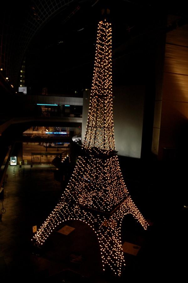 Kimmel Center Eiffel Tower
