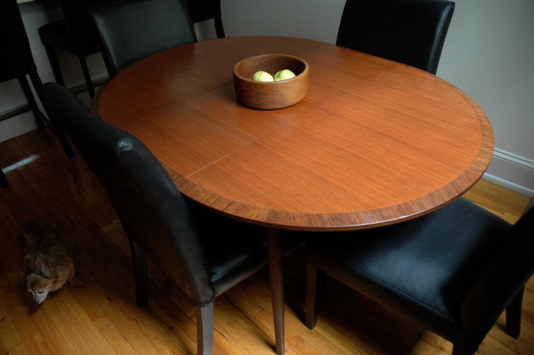 dutch style table