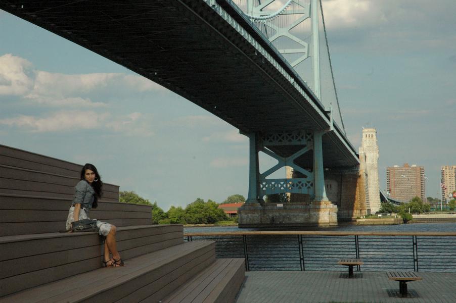Ben Franklin Bridge philadelphia