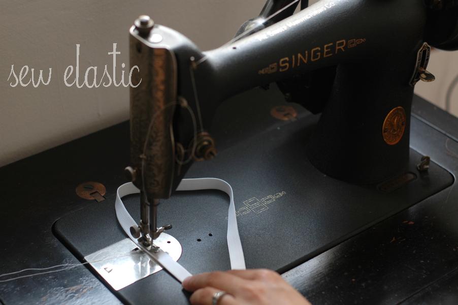 sew elastic