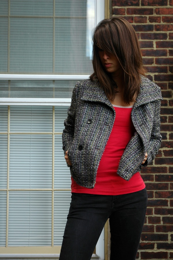 gap retro coat