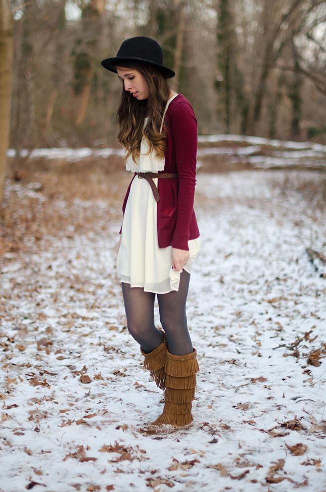 Snow Day Dress Style