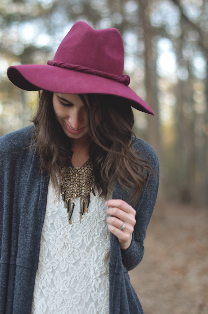 Free People Hat Fall Style