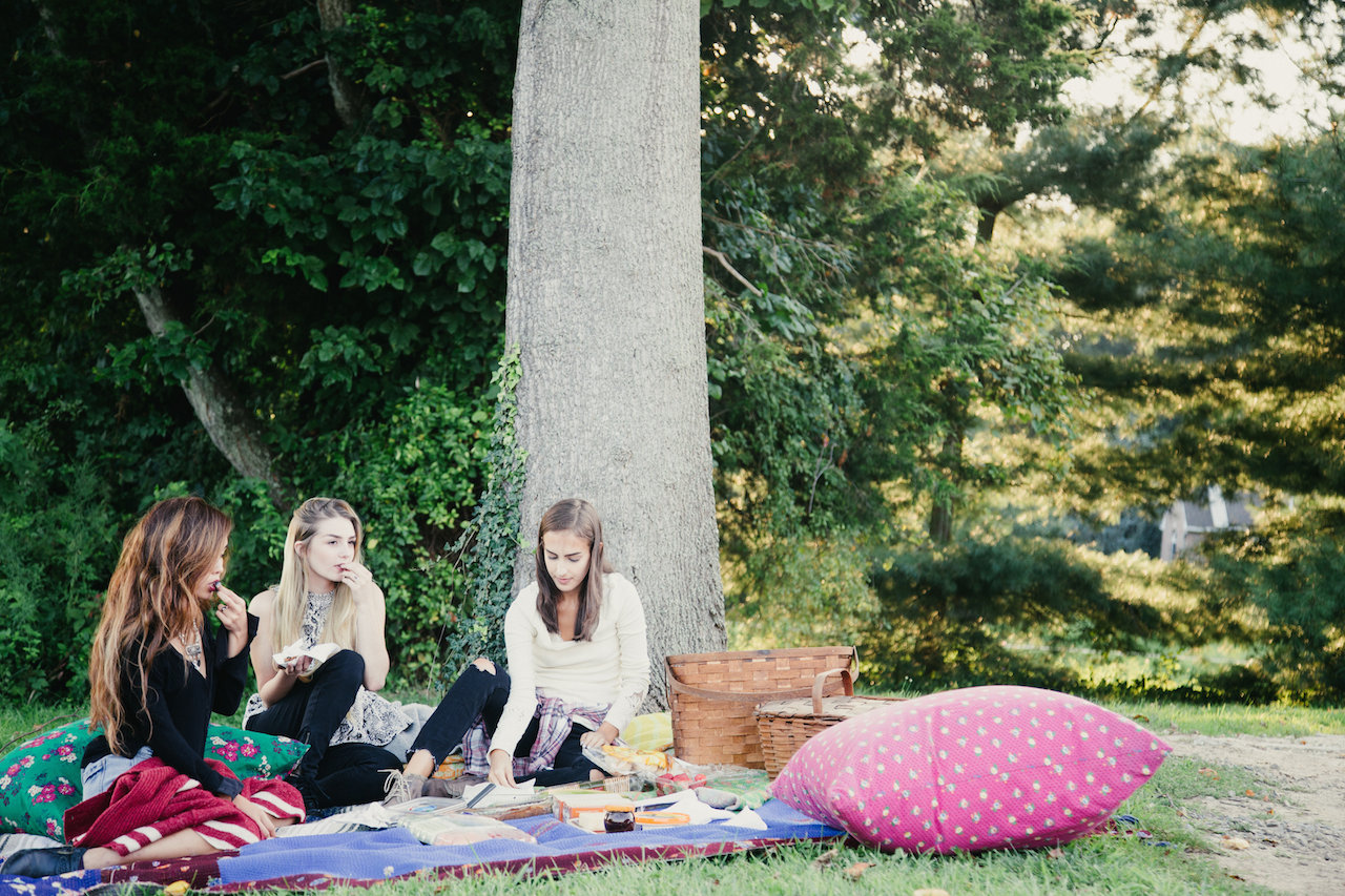 Free People Picnic Styling