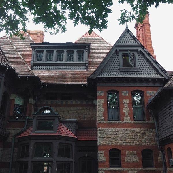 New England Historic House