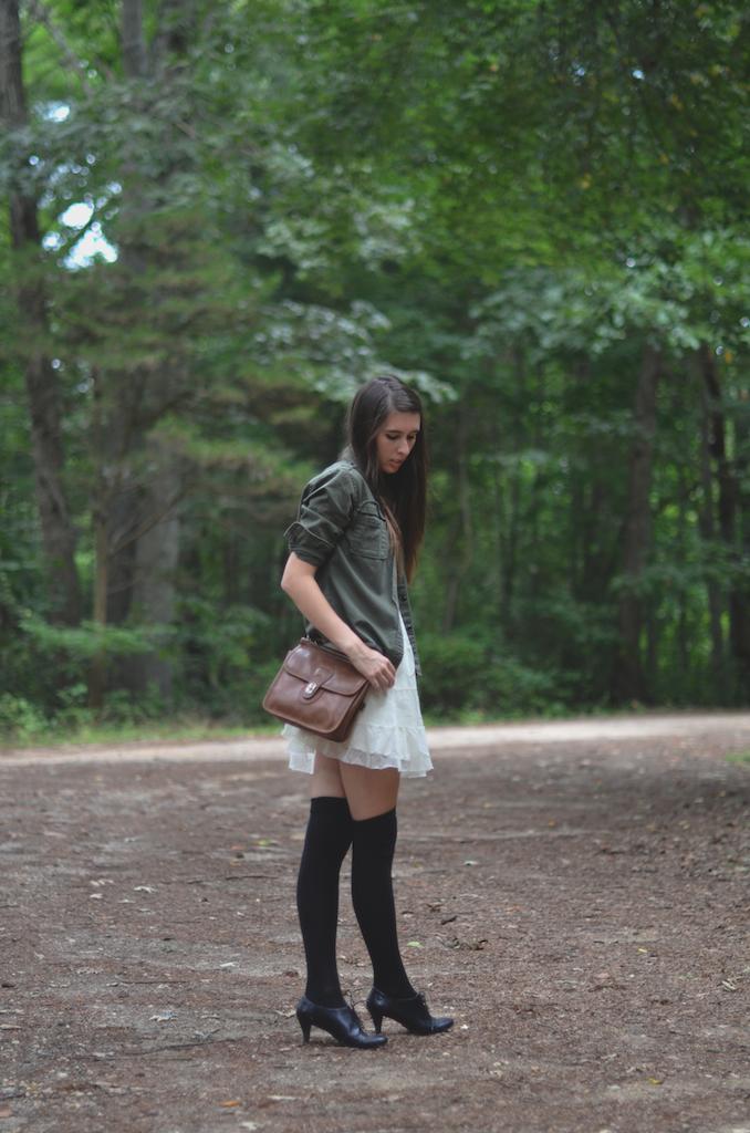Fall Dress Styling