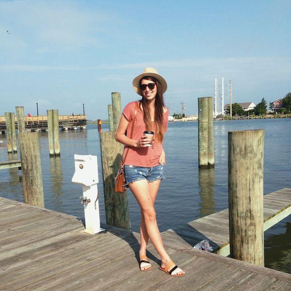 Chicoteague Docks