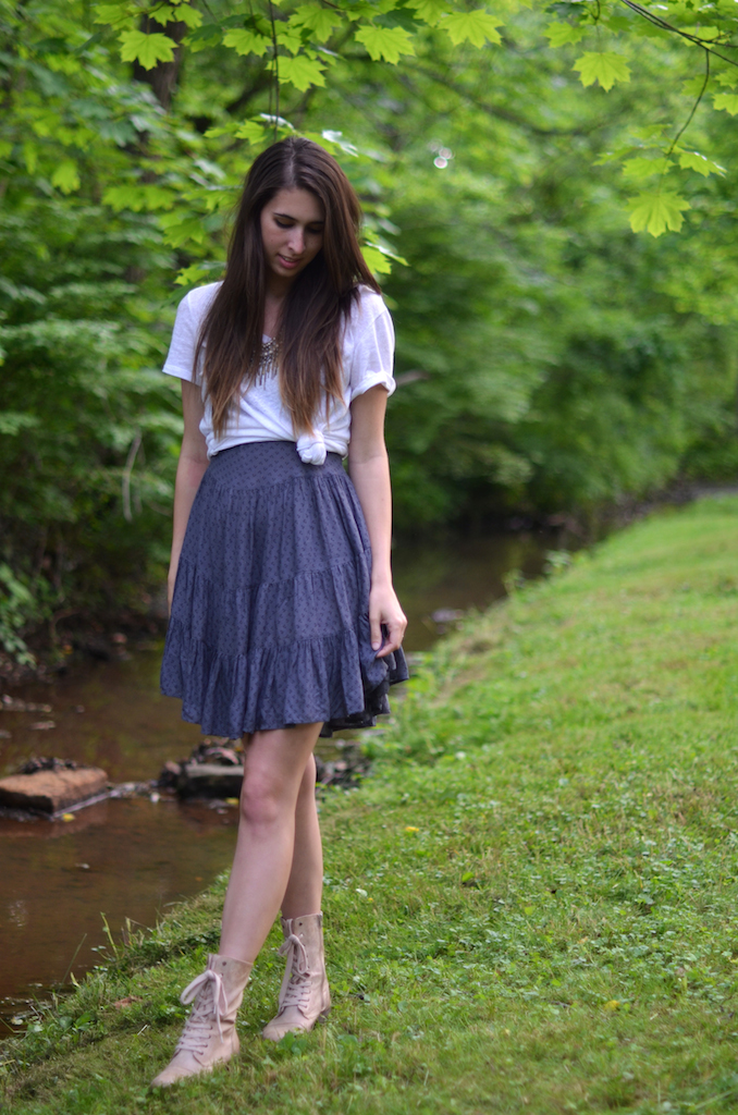 Dress Layering Summer Style