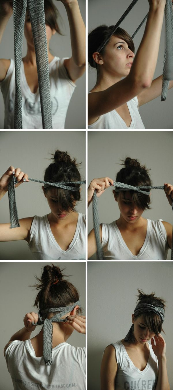 Fine and Feathered - Simple Headband DIY