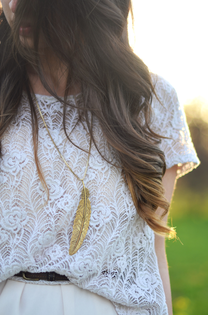 Fine and Feathered - Spring Style