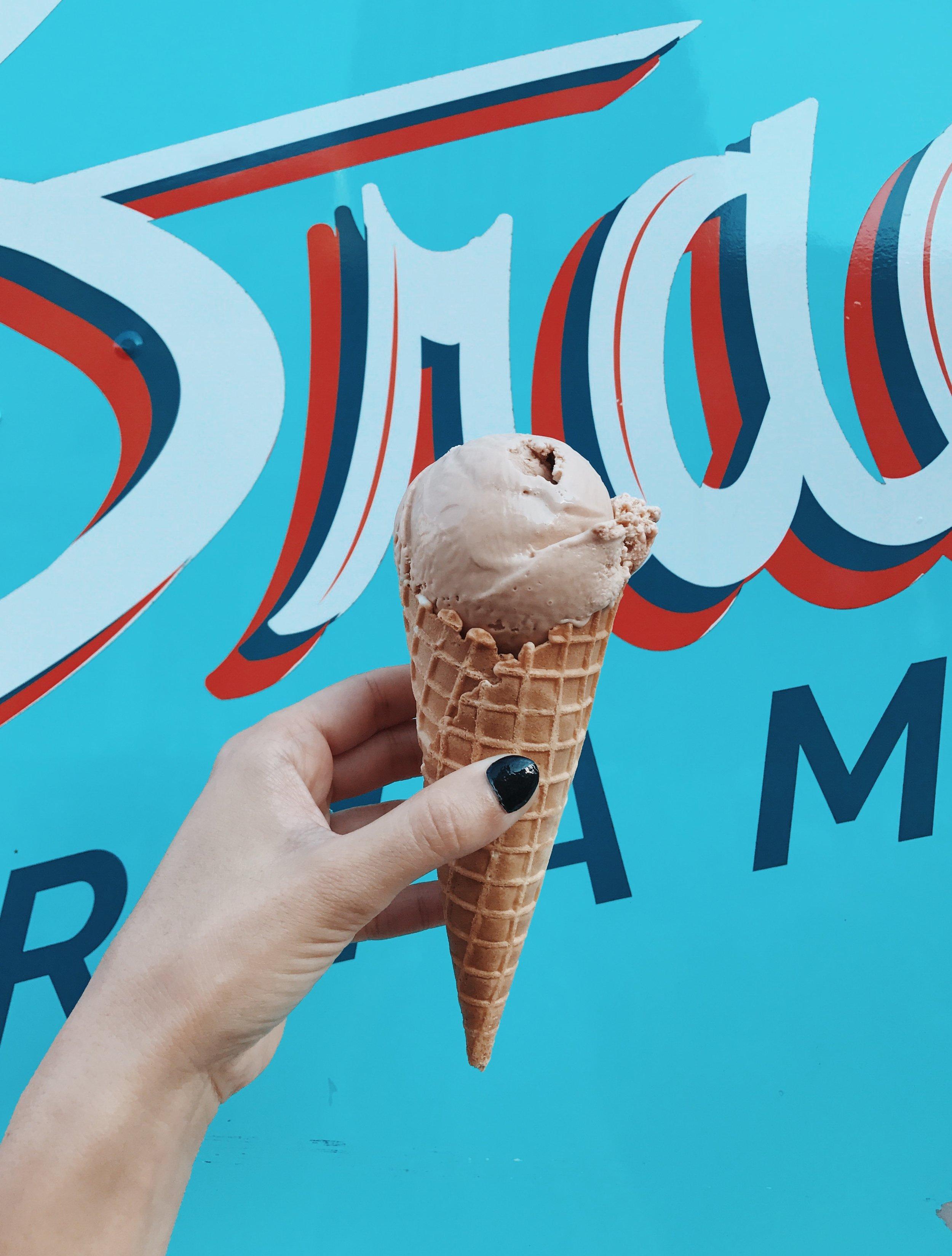 Bradley's Curbside Creamery Nashville