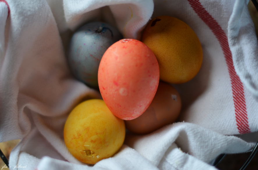 Fine and Feathered Easter Eggs
