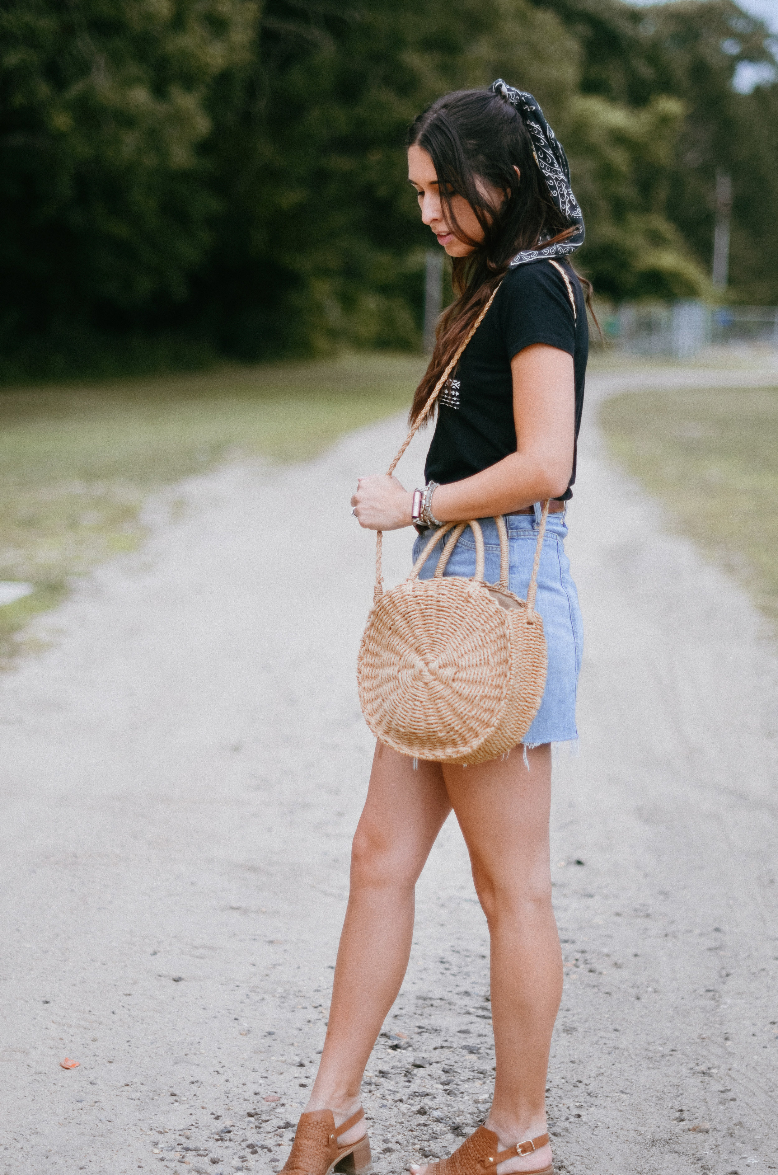 Fine and Feathered Warm weather styling