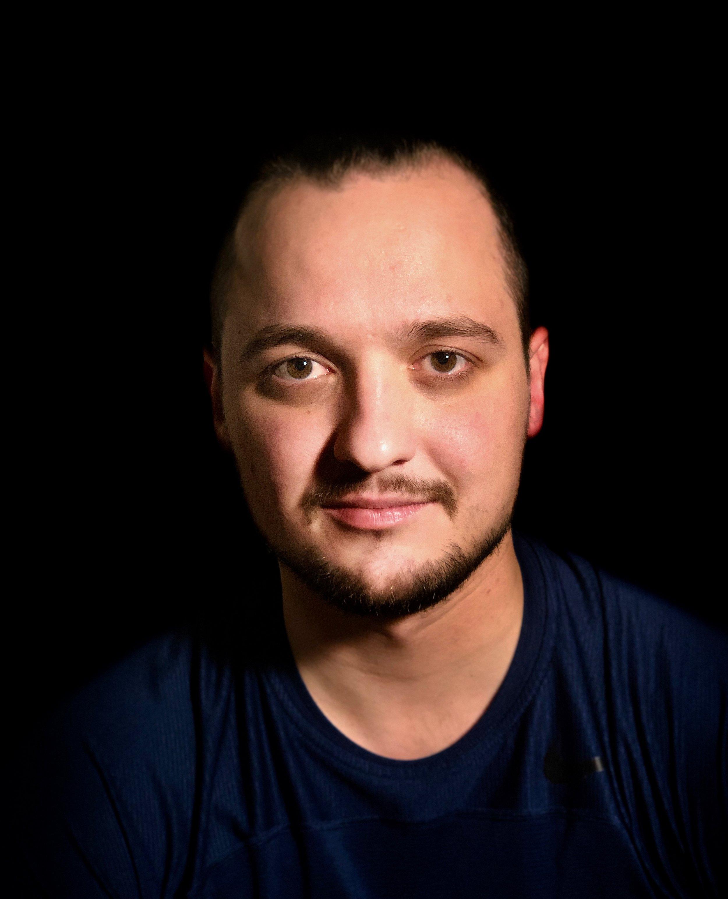 Daniel Sudosa.Trainer and Masseur.