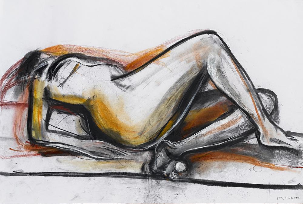 Lying Nude, II