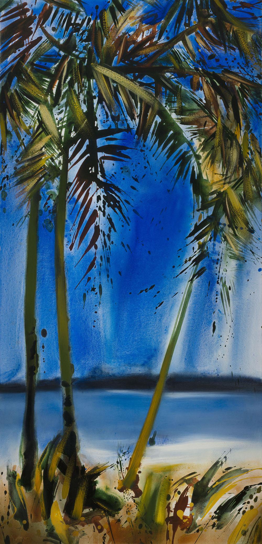 Palms in Langkawi