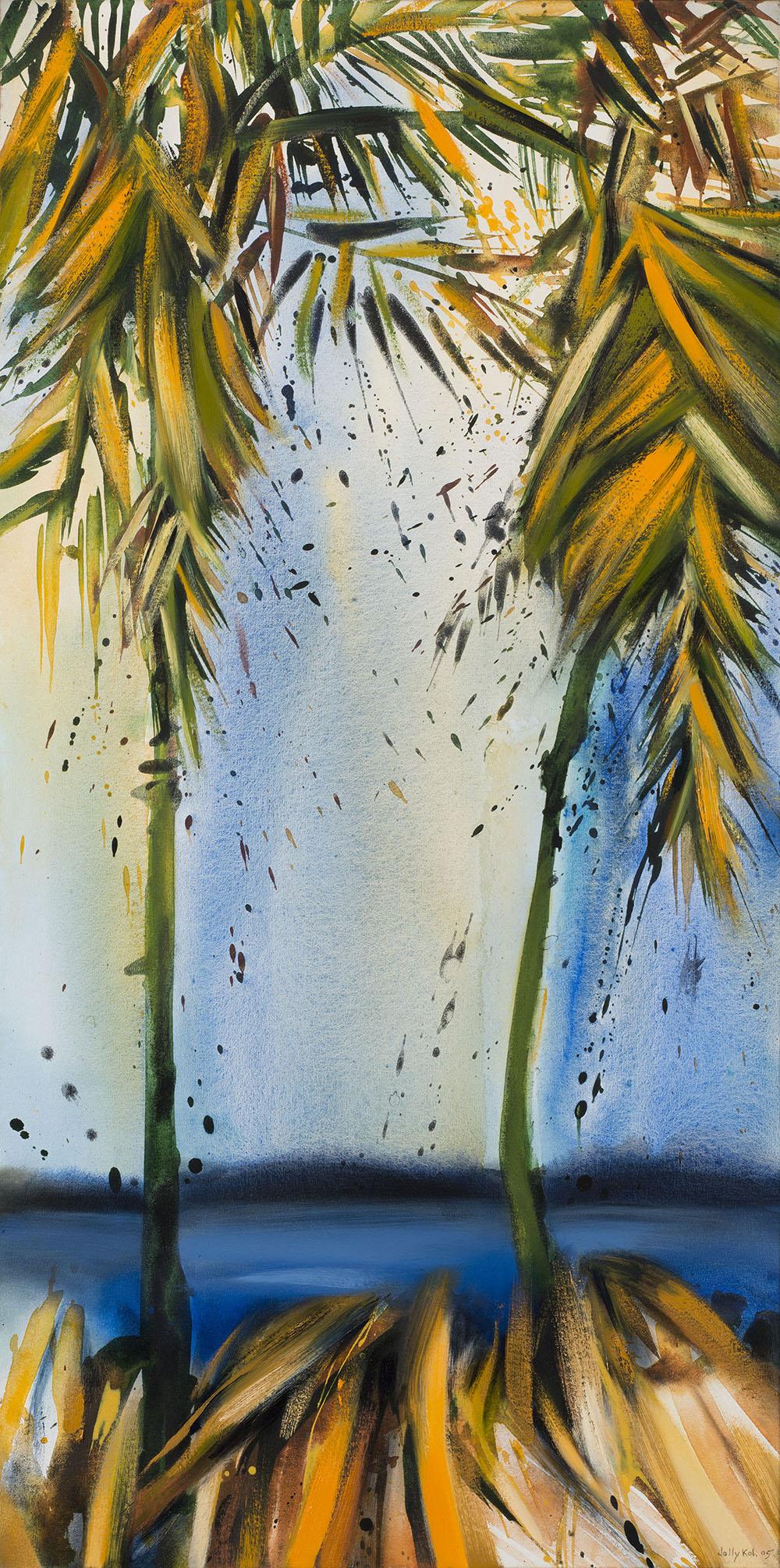 Palms in Langkawi, II
