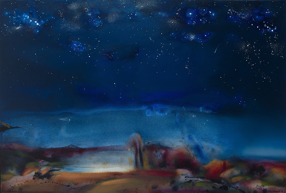 Starry Night, III
