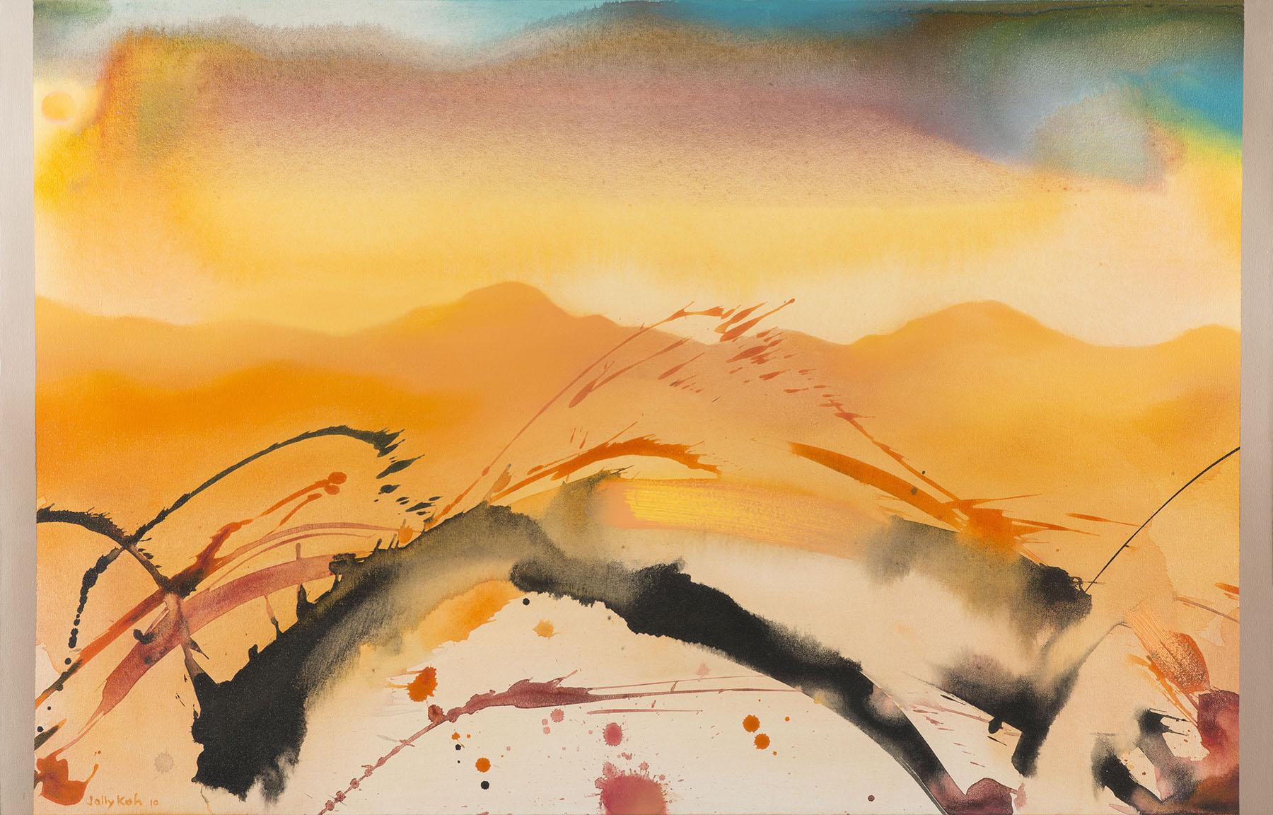 Golden Mountains
