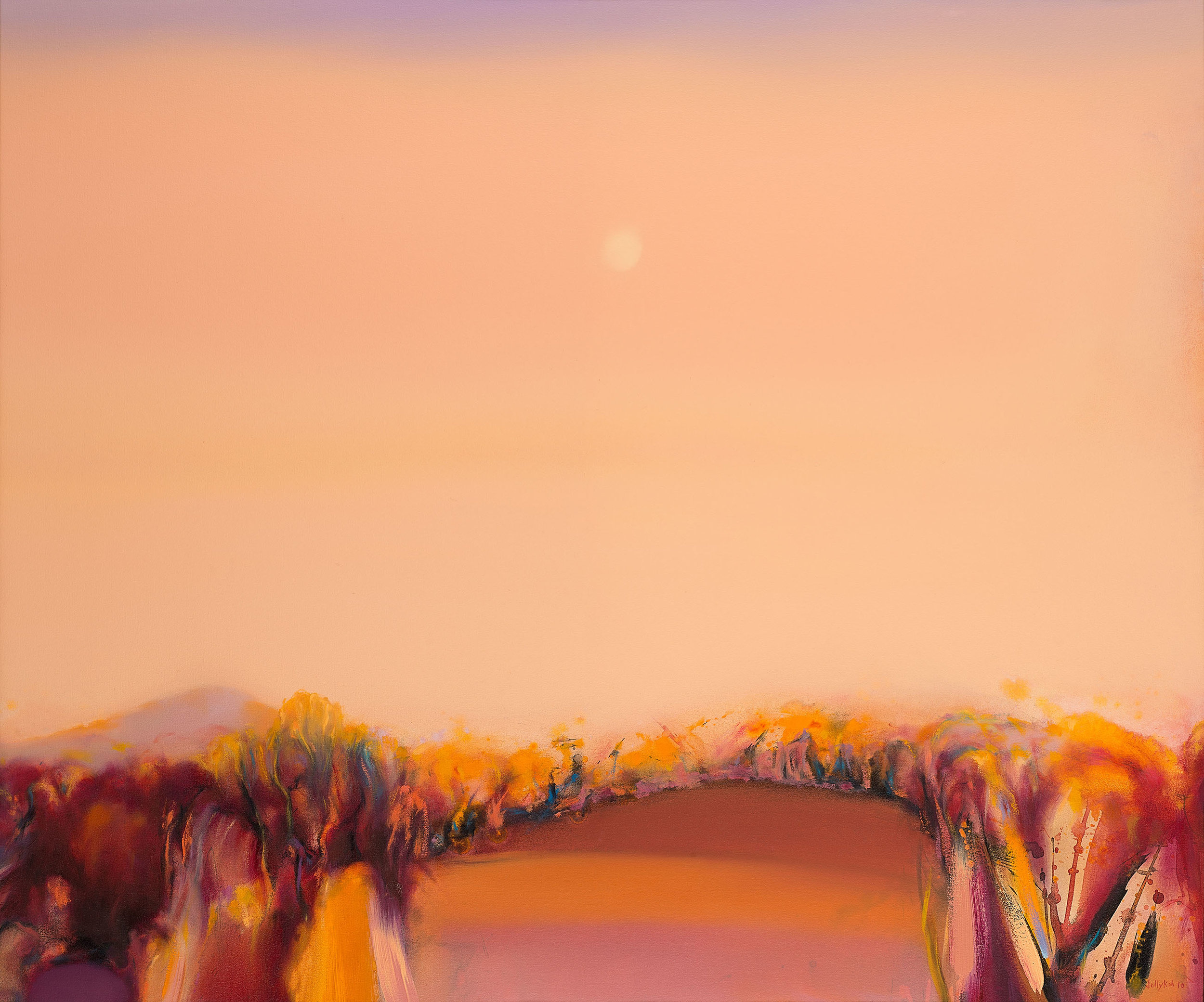 Autumn Landscape, II