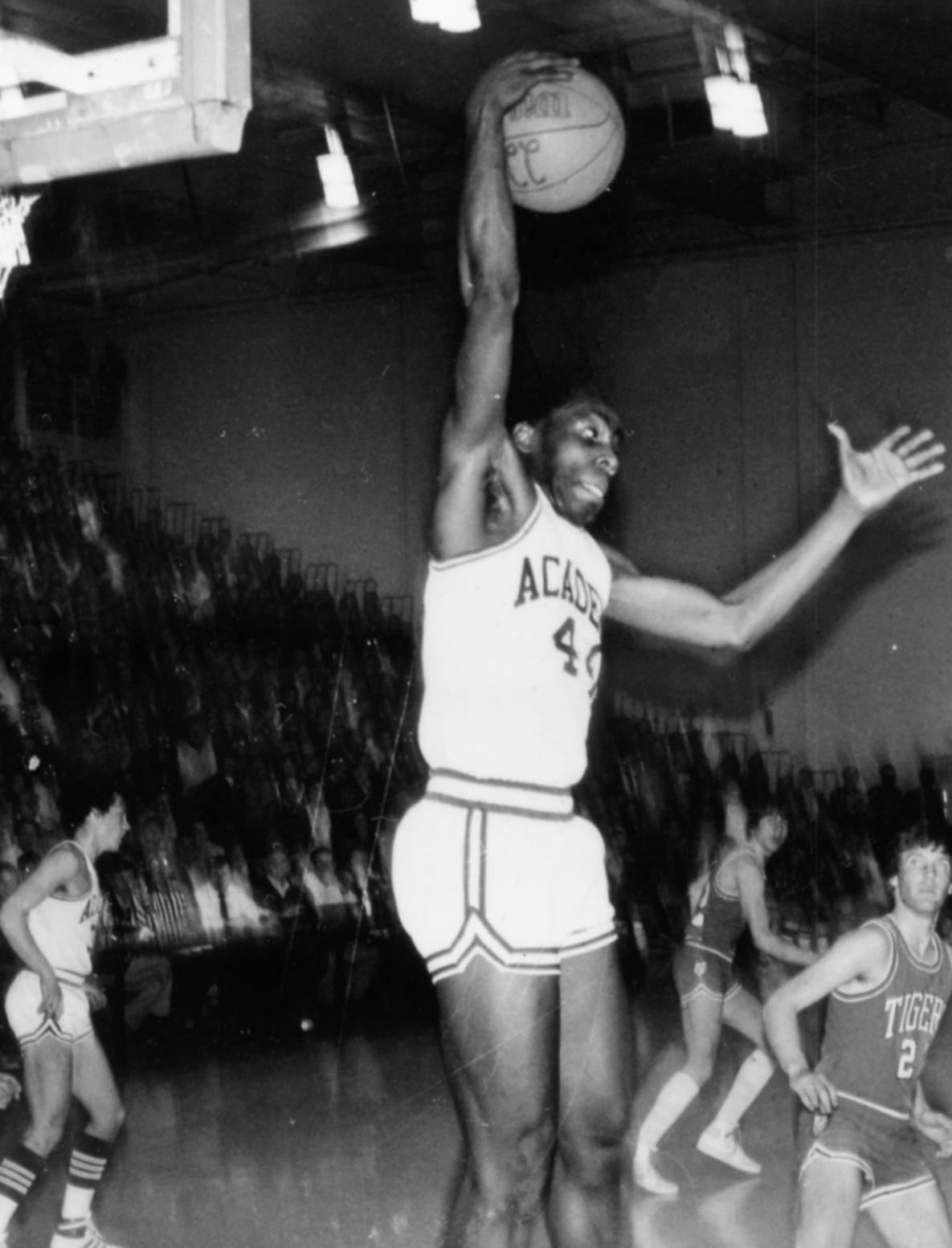 ACC Rookie of the Year and NBA pro Henry Bruce Dalrymple - The only thing in the Tigers' way?